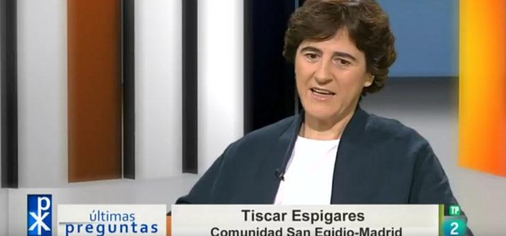 Últimas preguntas – Entrevista a Tíscar Espigares en TVE2