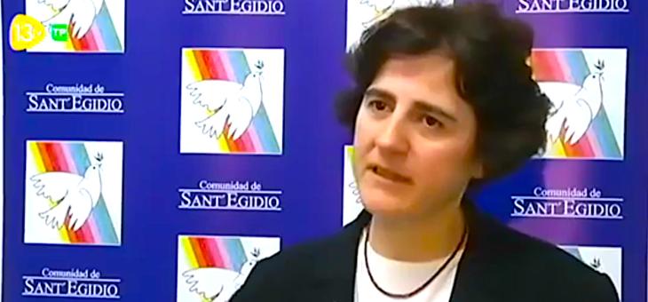 """Entrevista en RTVE sobre el Encuentro """"Paz sin Fronteras"""""""
