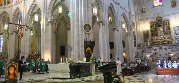 El cardenal Osoro agradece a Sant'Egidio que combata «la miseria e injusticia» desde el «seguimiento de Jesucristo»