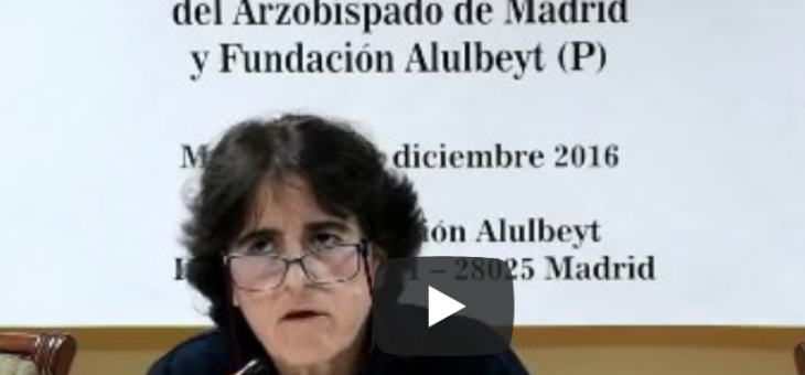 Conferencia en Fundación Alulbeyt-Comunidad Chiita de Madrid