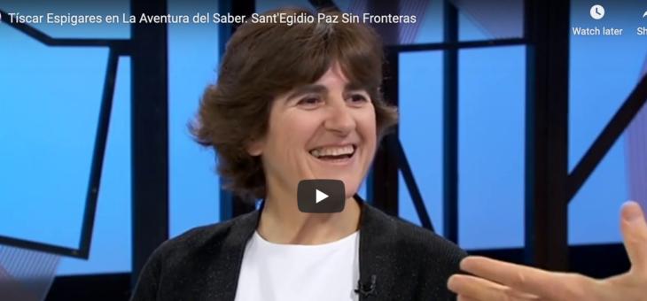 """Entrevista en """"La aventura del saber"""" (RTVE)"""